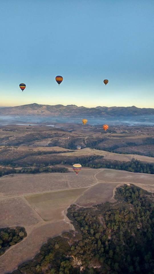 comprar un vuelo en globo aerostatico barato