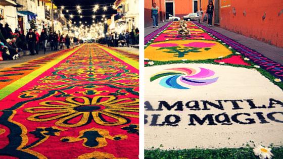 la noche que nadie duerme en Huamantla tlaxcala tradiciones