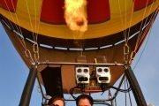 vuelo en globo para parejas