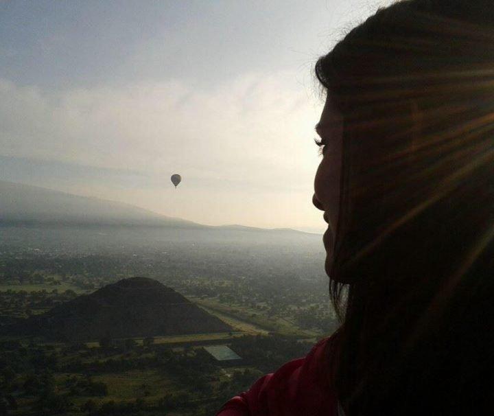 Vuelo Amanecer Teotihuacan Privado