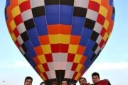 Vuelo en Globo Teotihuacan Grupos