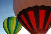 Vuelos en Globo Aerostatico Tlaxcala 2015