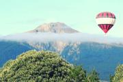 viajar en globo en soltepec en tlaxcala