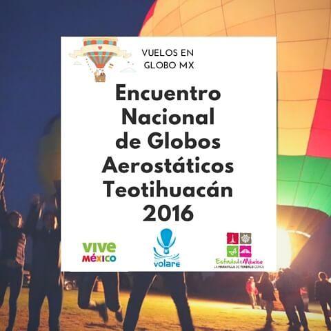 festival de globos aerostaticos en teotihuacan 2016