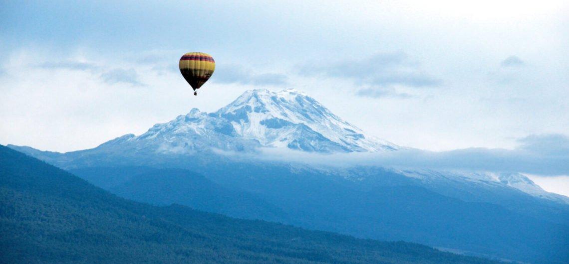 viajes en globo aerostático en puebla económicos