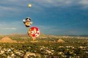 paseos en globo piramides de Teotihuacán Precio