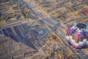 globos aerostáticos en teotihuacan con hospedaje incluido
