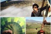 volar en globo Huamantla