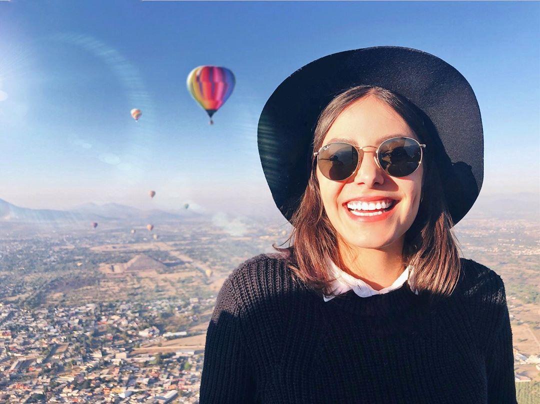 vuelo en globo cumpleaños