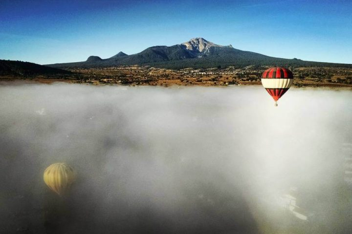 vuelos en globo aerostatico puebla