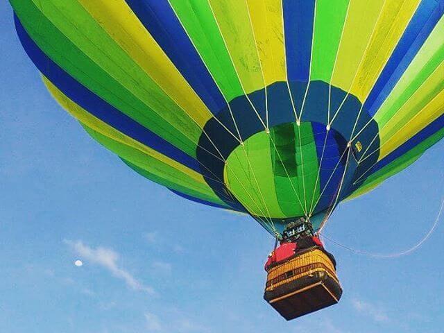 vuelos en globo tlaxcala y la malinche