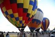 lugar de globos aerostáticos en Tequisquiapan Querétaro