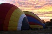 paseos en globo aerostático en Tequisquiapan Querétaro