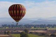 reservar un viaje en globo aerostático en Tequisquiapan