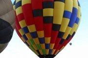 despegue de un globo en Tequisquiapan Querétaro
