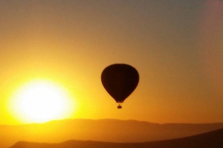 viajes en globo tequisquiapan