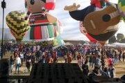 festival de globos en teotihuacan 2017