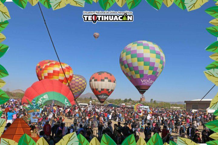 festivales de globos en mexico