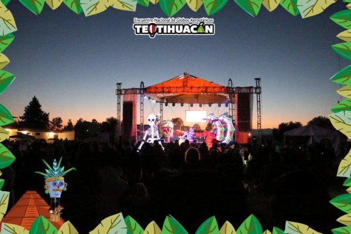 globo fest teotihuacan 2017