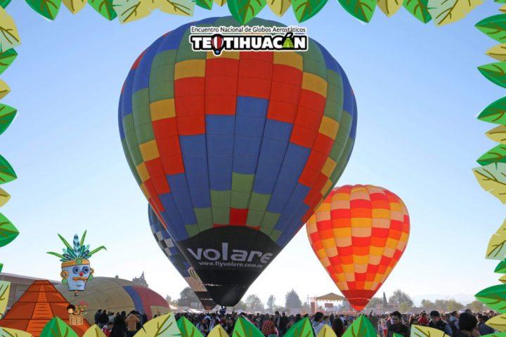 viajar en globo en teotihuacan precio