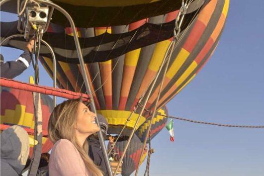 globos en Tequisquiapan Querétaro
