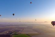 vuelos en globo en Tequisquiapan Querétaro