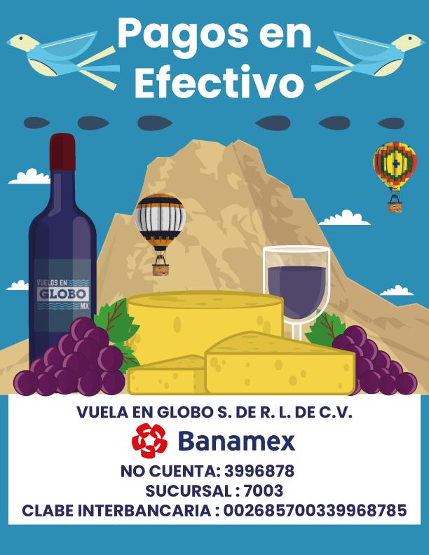 subirse a un globo aerostático en los viñedos de Tequisquiapan Querétaro