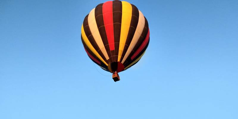 globos aerostáticos en Jerez Zacatecas