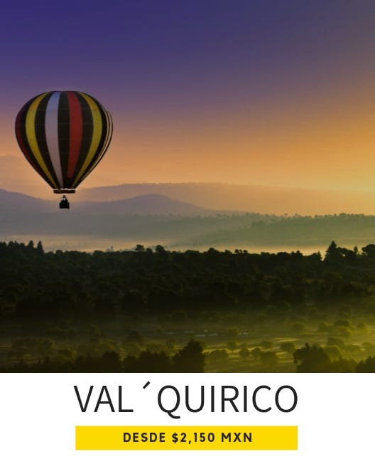 globos aerostáticos en Val´Quirico Tlaxcala