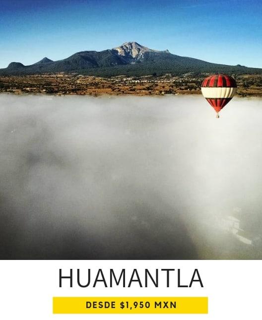viajes en globo huamantla tlaxcala en la hacienda soltepec