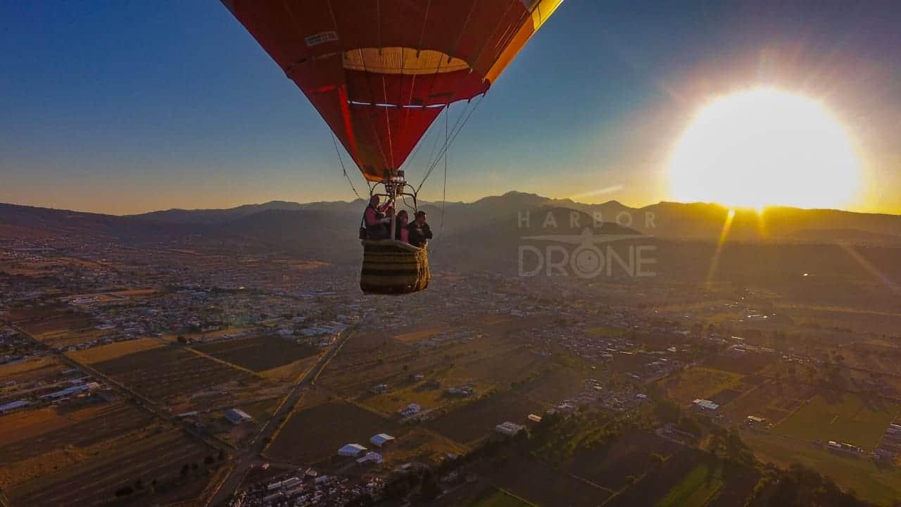 volar en globo aerostático en tlaxco tlaxcala