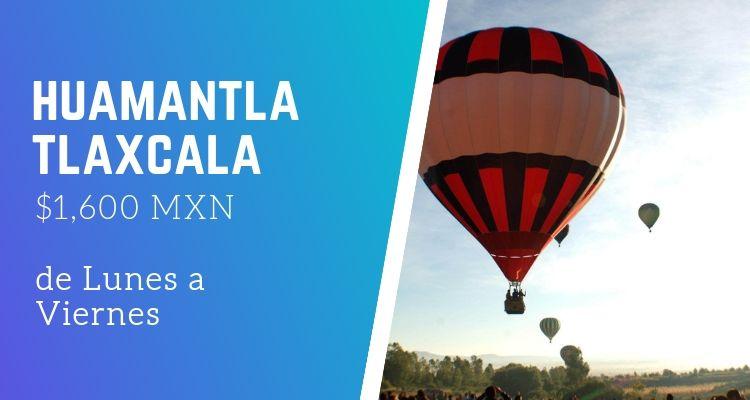 promociones viaje en globo aerostático en huamantla tlaxcala , hacienda soltepec