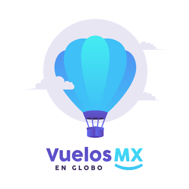 Vuelos en globo mx logo oficial 2020