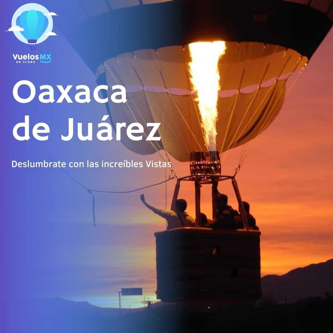 vuelos en globo mx oaxaca
