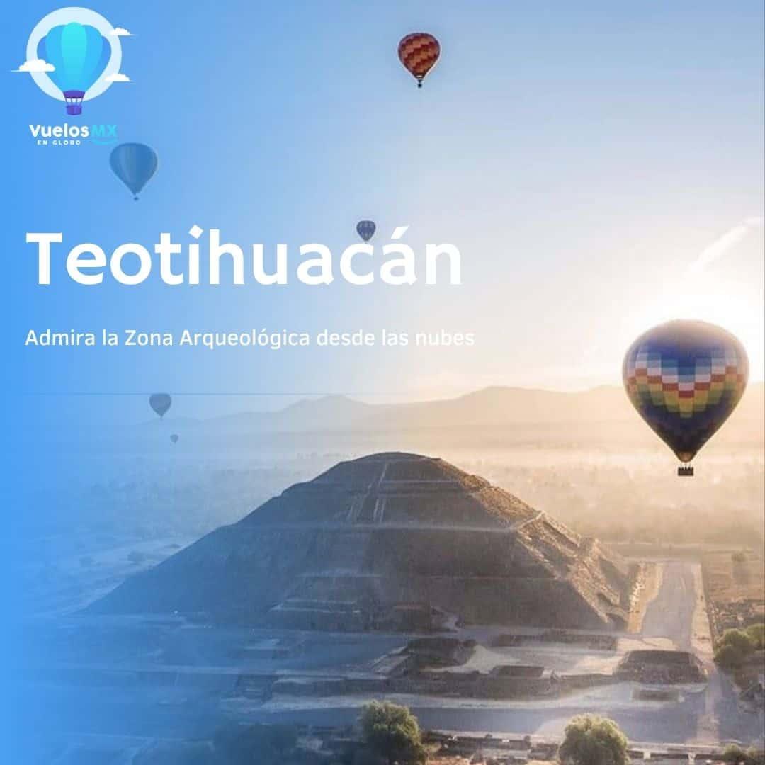 vuelos en globo mx teotihuacan